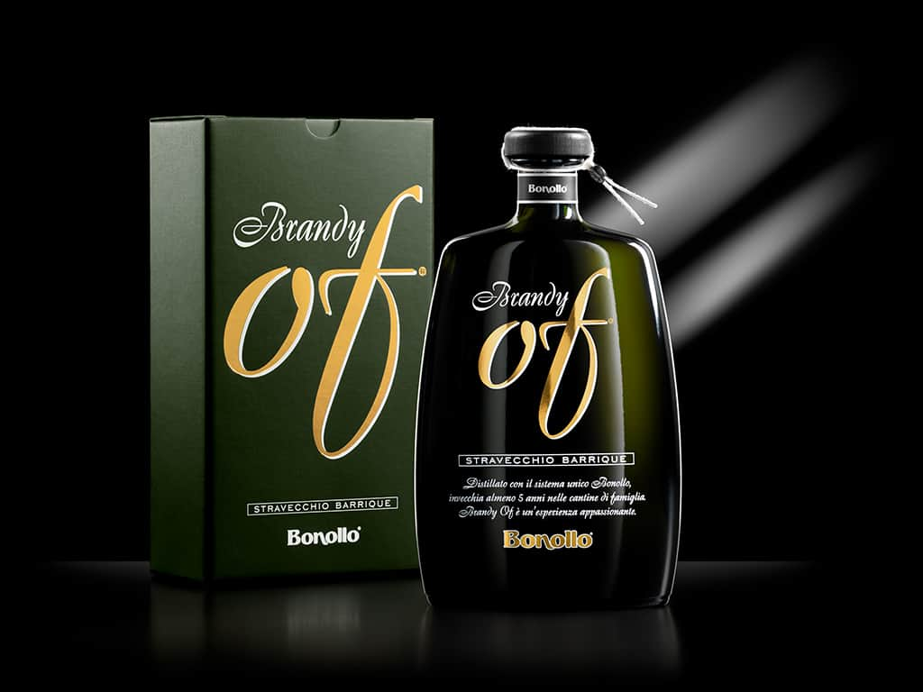 PII-0187 Brandy Of Stravecchio Barrique pack per catalogo