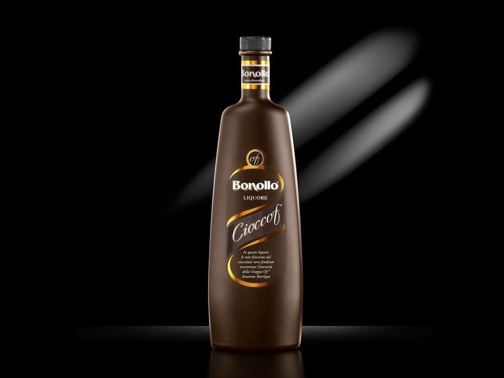 CIOCCOF liquore cioccolato bonollo
