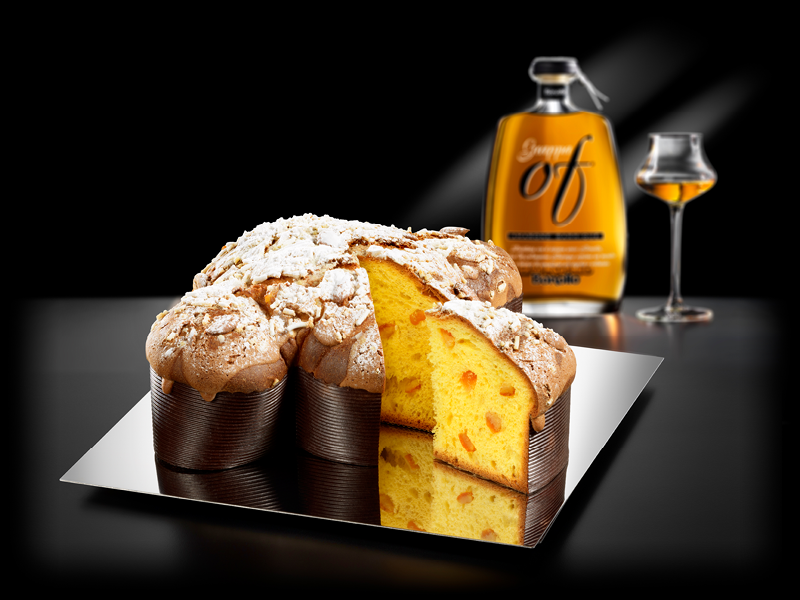 Colomba Bonollo grappa