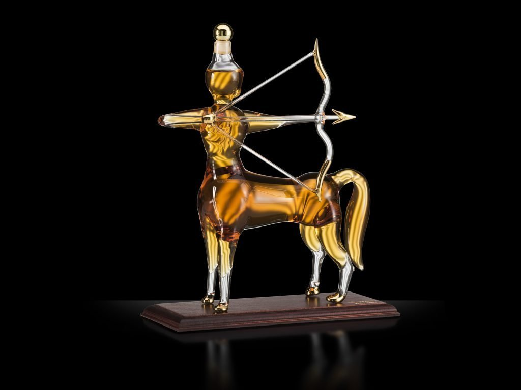 sagittario of bonollo grappa